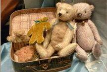 tous vieux ours uses par tant d'amour ... / ...