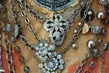 collection de bijoux vintages / createur