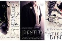 THE MISS TAKEN IDENTITY SERIES / Cleo's debut series of Adult Romance.