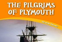 Pilgrims of Plymouth / Come and meet the Pilgrims like never before! They traveled from Plymouth, England to what would become Plymouth Plantation. The Pilgrims of Plymouth focuses on the people that changed history – who they were, and the character traits that made all the difference in the world. Join the great learning adventure!