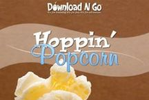 Popcorn! / From history to geography, science to art, Hoppin' Popcorn has it all!