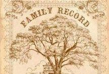 "CoMe CliMb w/mE...our ""FAMILY TREE"" II / Genealogy / by Lynda Briggs Shehane"