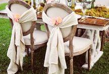 "Wedding Inspiration ""Take a Seat"""
