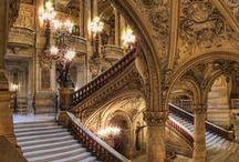 Theaters / Paris Opera House