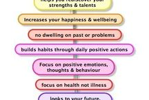 Positive mentality / Anything that promotes positivity: life coaching skills,  confidence building etc.