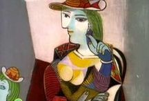 PABLO PICASSO / by zeka roney