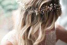 Wedding / Wedding inspiration- lots of pink and sparkle!