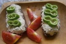 Nyers (élő) szendvicskrémek