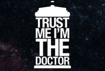 Doctor Who (2) / It's about a madman with a box