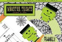 Halloween Party Printables / Halloween Party Printables by Country Graphics™