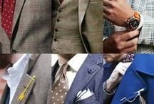 style.. for him... / A man should look as if he has bought his clothes with intelligence, put them on with care and then forgotten all about them.
