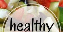 Healthy Recipes / Delicious healthy recipes made with ingredients you recognize! No diet fads, just real healthy food without all the junk. Main dishes, sides, salads, smoothies, drinks and desserts!
