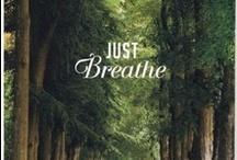 Just Breathe... Yoga  / by Alma RosaCampos
