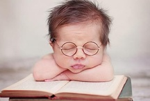 The most adorable little readers!