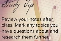 Study Tips / Tips for engaged learning. / by Georgia Perimeter College