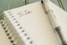 Planning & Productivity