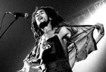 BOB / Photos of legendary reggae singer Bob Marley ⚃⚂⚀