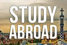Study Abroad / Expanding the reach of Georgia State University's Perimeter College student education beyond the US.