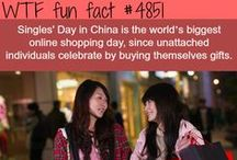 Fun Facts / A bunch of random stuff