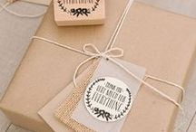 DIY | Gifts, cards, wrappings & cute stuff / Gifts, cards, wrappings & cute stuff