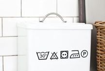 Home | Laundry space and organizing