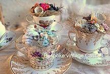 Tea Bonbonnieres