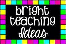 Bright Teaching Ideas