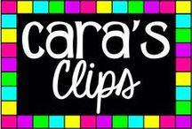 Cara's Clips (Clip Art)