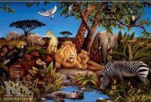 Savana - Lumea Animalelor / Animal World / Natura ne ofera o ocazie unica de a cunoaste frumusetea si miracolul pe care doar animalele o pot oferi. Puterea, agilitatea, frumusetea lor este pe cat de minunata pe atat de salbatica. Ne atinge sufletele atunci cand le privim si ne aduc aminte ca nu suntem siguri aici pe acest pamant bogat colturi de paradis.