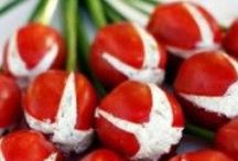 Party Ideas / Fun, easy ways to make an impact with everyone's favorite finger food. Say cheese!