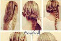 hairstyling!