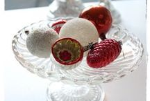 Old Christmas decorations / www.havetssus.blogspot.dk