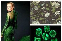 Verde, Smarald, Jade, Emerald / Verde, verde, verde, culoare energizanta, inspirationala, proaspata, naturala. Green, green, green,