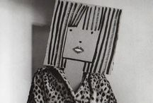 Saul Steinberg / Are you a New Yorker fan, like me? Then you will remember Saul Steinberg!