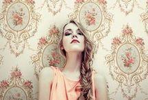 Beauty / Feminitate / Frumusetea tapetului transpusa prin arta frumusetei!