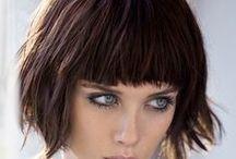 Hair / tagli di capelli e colori interessanti