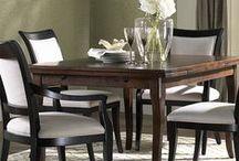 Dining Rooms Decor / Locul de luat masa / Locul unde familia se uneste. De aceea este foarte important ca atmosfera sa fie calda, primitoare si inspirationala.