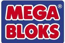 Mega Bloks / Mega Bloks stuff I also have Lego Board