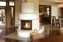 Fireplace / Seminee / Fireplace/Semineu este cu o adevarat o opera de arta ce poate fi transformat cu ajutorul profilelor decorative intr-un spatiu ce va deveni nucleul adunarilor de familie!