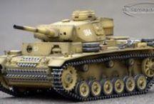 RC Panzer RC Tank Panzer 3 / Hier sehen sie Bilder unserer Panzer 3 von Heng Long und Taigen.  Die Panzer finden Sie bei uns im RC Panzer Shop.