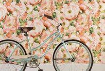 Floral Bike / Pentru ca iubim lucrurile originale si florale!