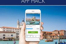 dreamtrips app / For those who want to book a travel from everywhere!!