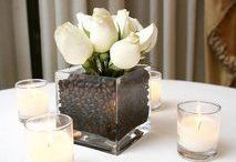 DIY Event centerpieces / beautiful centrepieces for events