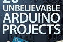 Arduino & Maker Movement / maker, arduino, diy, technology