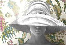 TROPICS / Colectia de tapet ASHFORD TROPICS ne introduce intr-o lume a soarelui stralucitor, a vegetatiei luxuriante, colorate intens, ce incanta orice privire. E o invitatie in vacanta perfecta, intr-un decor exotic, seducator