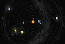 Space: Moons - Planets - Stars