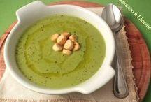 *** Food - Primi - Zuppe e minestre / Primi piatti a base di zuppe e minestre
