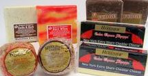 Gift Boxes / Fantastic assortments for every budget, featuring our own aged NY State Cheddar Cheese