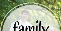 Family Fun / The best family fun ideas on Pinterest! Inspiration for family traditions, family games, family pictures, kid crafts, birthday party ideas, and activities for the family.