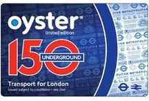 Tube 150 / Throughout 2013 we celebrated London Underground's 150th anniversary.